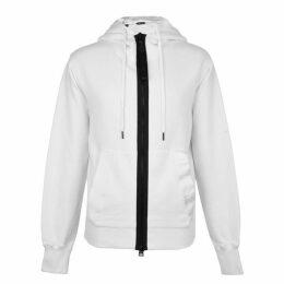 Tom Ford Logo Zip Hooded Sweatshirt