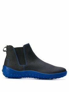 Car Shoe ankle boots - Black