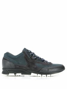 LANVIN lace up sneakers - Blue