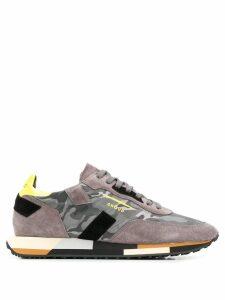 Ghoud low top sneakers - Green