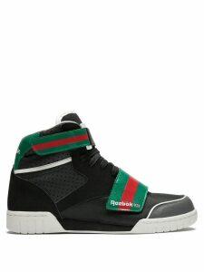 Reebok Ex-O Fit Hi S.G. Strap sneakers - Black