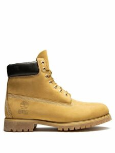 Timberland 6in PREM Alife boots - Yellow