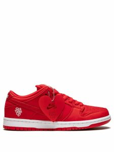 Nike SB Dunk Low Pro QS sneakers - Red