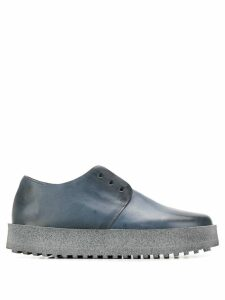 Marsèll Sfesa slip-on loafers - Blue