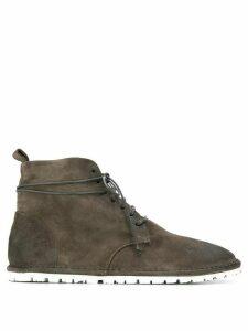 Marsèll flat ankle boots - Grey