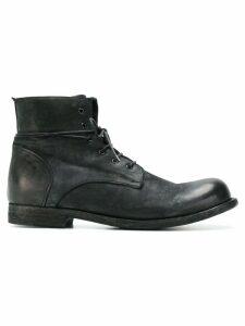 Officine Creative Bubble boots - Black