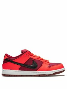 Nike Dunk Low Pro SB sneakers - Red