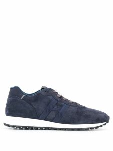 Hogan running sneakers - Blue
