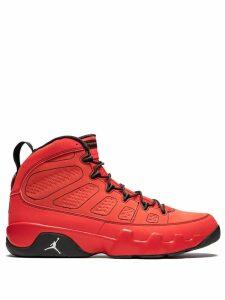 Jordan air jordan 9 retro sneakers - Red