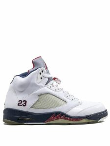 Jordan air jordan 5 retro sneakers - White