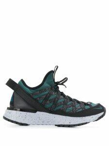 Nike platform sneakers - Black