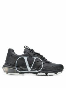 Valentino Valentino Garavani VLOGO sneakers - Black