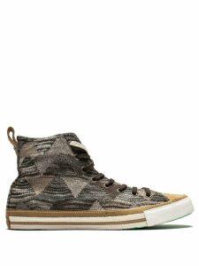 Converse Chuck Taylor Missoni Hi sneakers - Brown