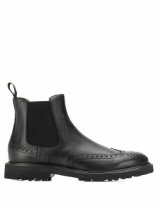 Scarosso Chelsea boots - Black