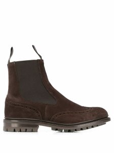 Trickers Henry ankle boots - Brown