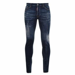 DSquared2 Arctic Badge Jeans