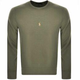 Vivienne Westwood Small Orb Sweatshirt White