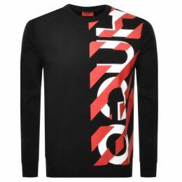 HUGO Dosaka Sweatshirt Black