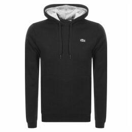 Lacoste Sport Pullover Hoodie Black