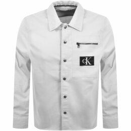 BOSS HUGO BOSS Sidney 19 Half Zip Sweatshirt Grey