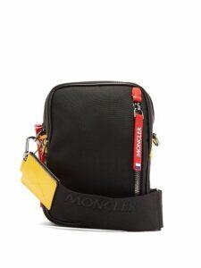 Moncler - Detour Technical Cross-body Bag - Mens - Black