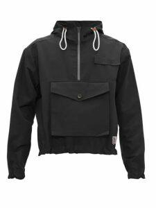 Boramy Viguier - Trooper Technical Hooded Jacket - Mens - Black
