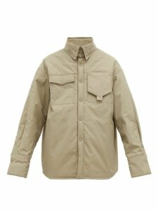 Wooyoungmi - Padded Overshirt - Mens - Beige