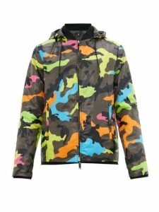 Valentino - Reversible Camouflage Technical Jacket - Mens - Multi