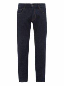 Prada - Straight Leg Jeans - Mens - Navy