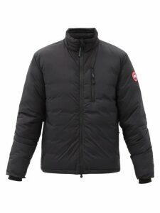 Canada Goose - Lodge Packable Down Jacket - Mens - Black