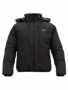 Givenchy - Hooded Padded Jacket - Mens - Black