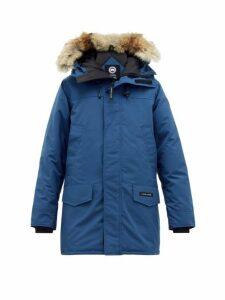 Canada Goose - Langford Hooded Parka - Mens - Dark Blue