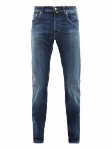 Jacob Cohën - 622 Limited Edition Mid Rise Slim Fit Jeans - Mens - Denim