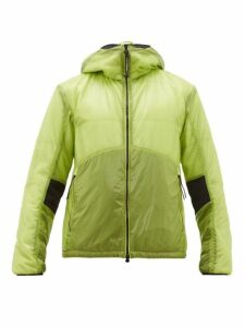 C.p. Company - Goggle Hood Technical Jacket - Mens - Green