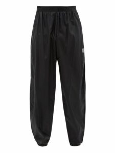 Gmbh - Shield Mesh Insert Track Pants - Mens - Black