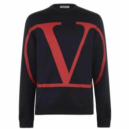 Valentino Go Logo Sweater
