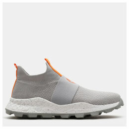 Timberland Brooklyn Slip-on Sneaker For Men In Light Grey Light Grey, Size 11.5