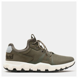 Timberland Urban Exit Sneaker For Men In Green Green, Size 12.5