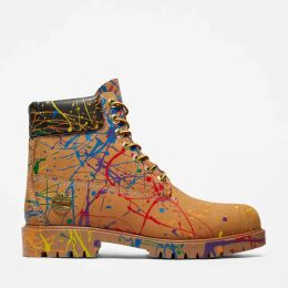 Timberland Radford Extra Warm Boot For Men In Black Black, Size 7.5