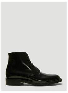 Saint Laurent Army 20 Boots in Black size EU - 43