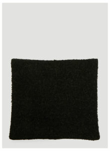 Maison Margiela Textured Knit Snood in Grey size S