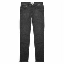 Givenchy Dark Grey Slim-leg Jeans