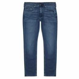Paige Federal Blue Slim-leg Jeans