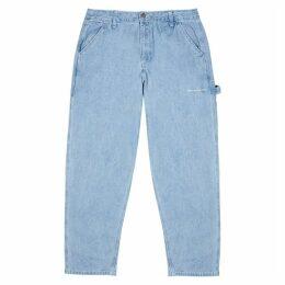 Mki Miyuki Zoku Light Blue Tapered Jeans