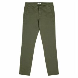 NN07 Joe Skinny Stretch-cotton Chinos