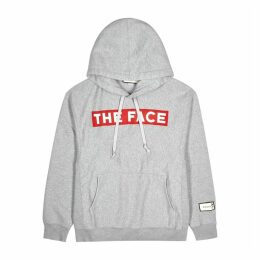 Gucci Grey Cotton-jersey Sweatshirt