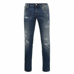 Dolce and Gabbana Distressed 14 Jeans