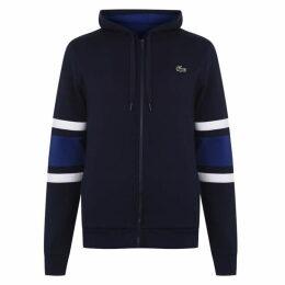 Lacoste Stripe Sleeve Zip Jacket