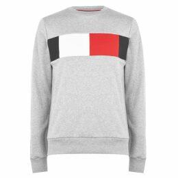 Tommy Hilfiger Chest Logo Crew Sweater