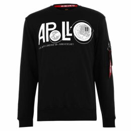 Alpha Industries Apollo 11 Anniversary Sweatshirt